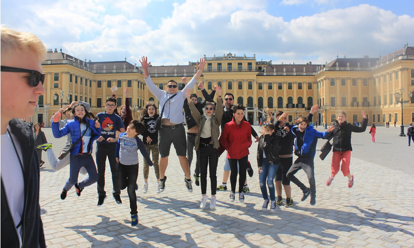 School trip for College-2016