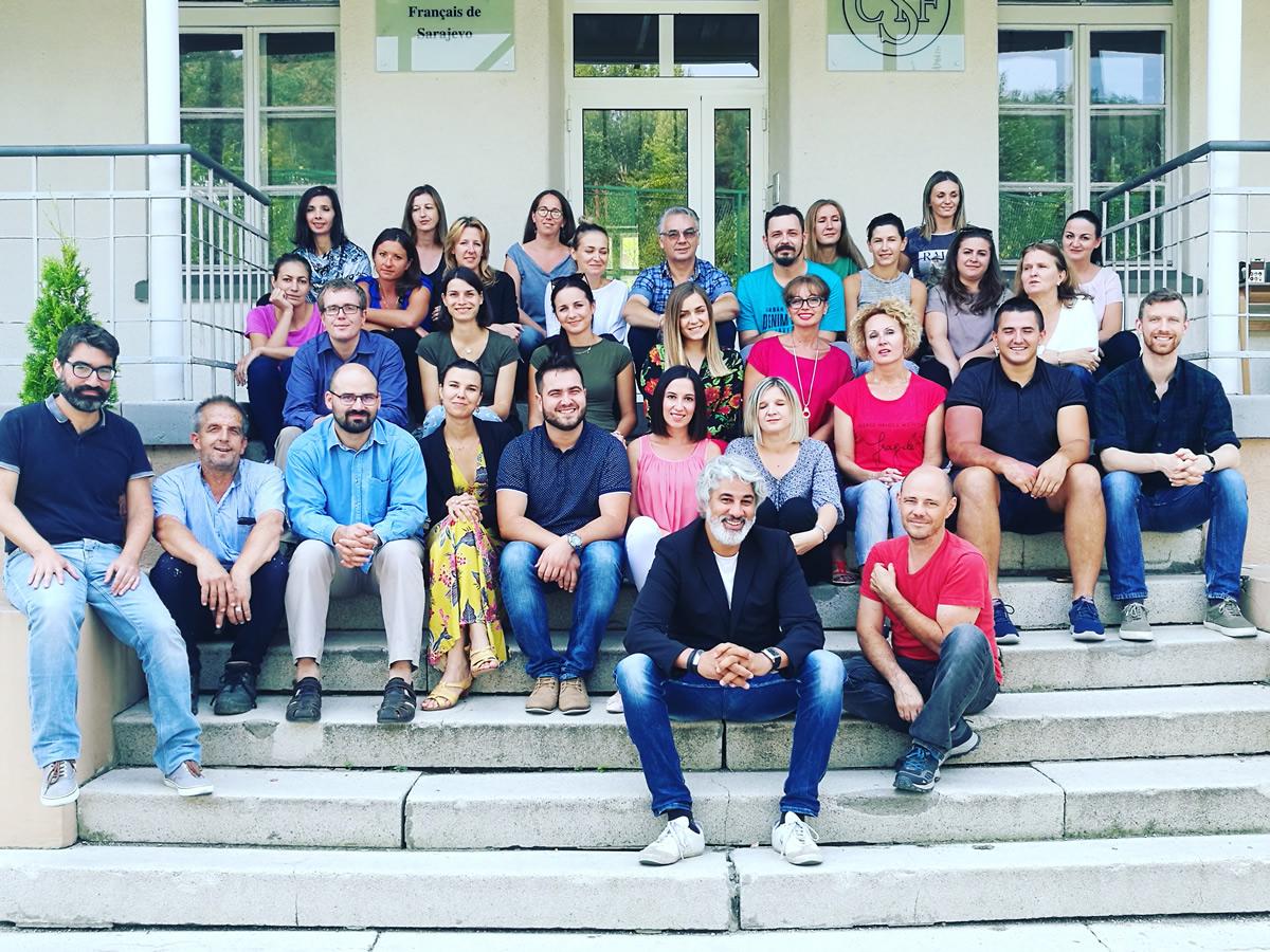 Teaching team 2018-2019