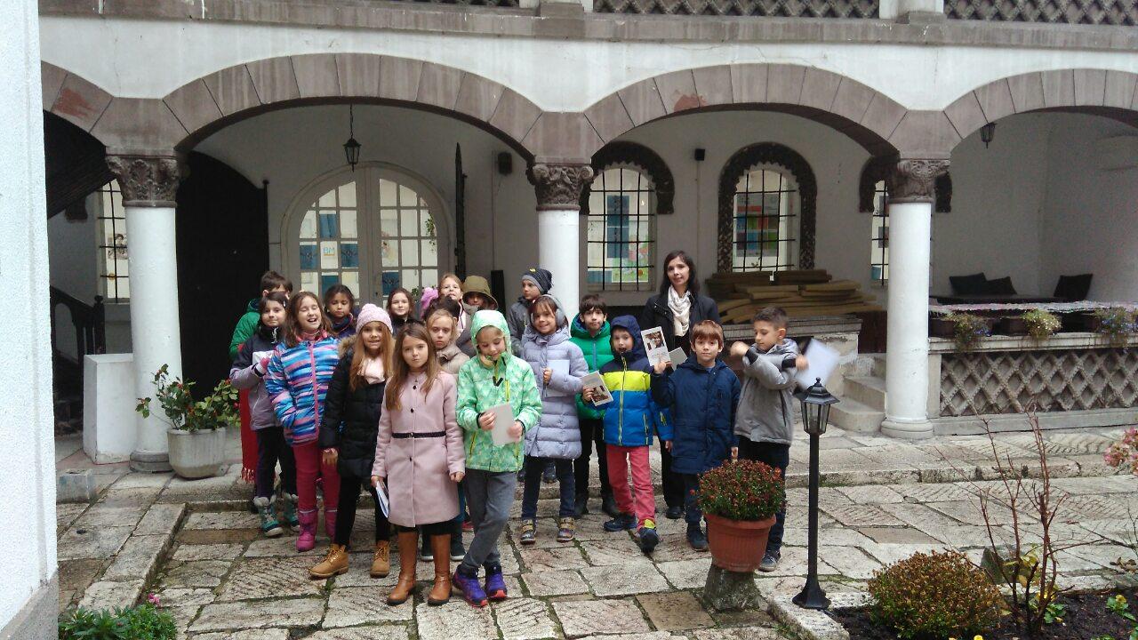 Posjeta Muzeju knjizevnosti i pozorisne umjetnosti